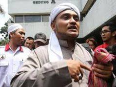 PA 212 Novel Bamukmin sampaikan isi pertemuan elit PDIP dengan Habib Rizieq Shihab