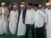Pertemuan Jokowi dengan sejumlah Alumni 212