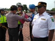 Polres Rohil gelar Ops Patuh 2018