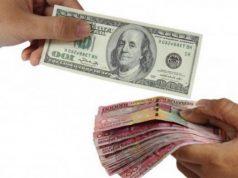 Nilai tukar rupiah terhadap dollar semakin melemah