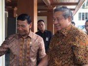 pertemuan SBY-Wiranto bahas pencapresn Jokowi