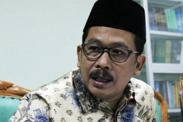 Wakil Ketua Umum MUI Pusat Zainut Tauhid
