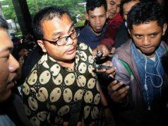 Mantan Wakil Menteri Hukum dan Hak Asasi Manusia Denny Indrayana.