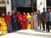 Foto bersama usai Halal bi Halal