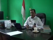 Kepala Kementrian Agama (Kakankemenag) Kabupaten Rohul, Drs. H. Syahrudin M.Sy