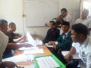 Ketua PKB Rohul Ir H Hafuth Syukri MM, daftarkan Bacakegnya ke KPU Rohul