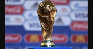 Trofi Piala Dunia 2018
