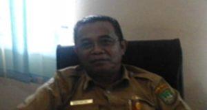 Sekretaris Dinas Perikanan Pemko Batam, Alwi