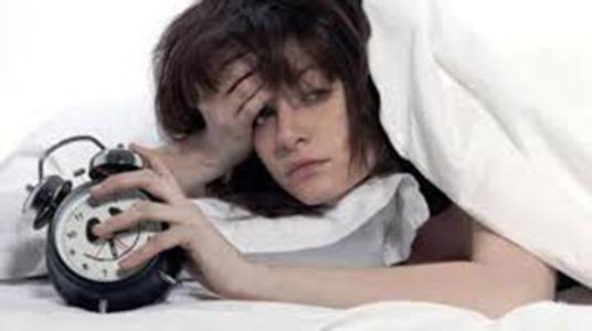 ilustrasi kurang tidur