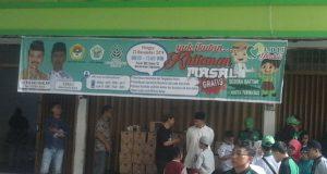 Khitanan massal yang digelar LDII Kota Batam