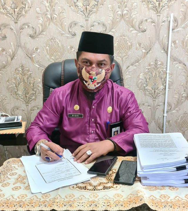 Riski Kurniawan, ST, M.IP