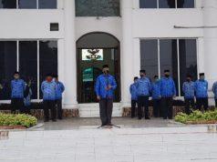 Drs.Jhon Hardi Nasution, M.Si Pimpin Upacara Hari Kesadaran Nasional