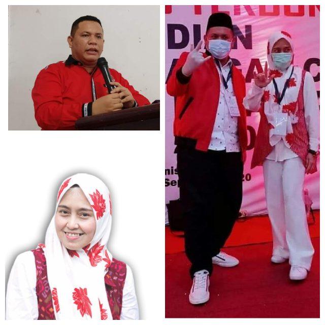 DPP PDI-P Sebut Nama Jurkamnas Pemenangan RosWin Nomor Urut 3 Pada Pilkada 2020 Di Asahan