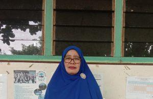 Rehana, S.Pd Guru Bahasa Inggris di Sekolah MTs Negeri 2 Kisaran, Kab.Asahan, Sumut.