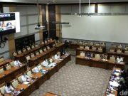 Komisi III-Mahfud Md Rapat Tertutup Bahas Calon Kapolri Komjen Sigit (Foto: Rolando/detikcom)